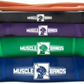 5 Pack Bundle Muscle Bands- Full Set