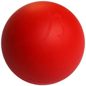 red-lacrosse-ball